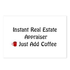 Real Estate Appraiser Postcards (Package of 8)