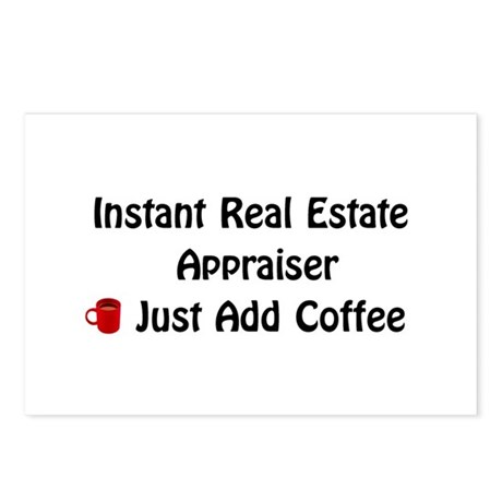 Real Estate Appraiser Postcards (Package of 8)