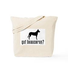 got beauceron? Tote Bag