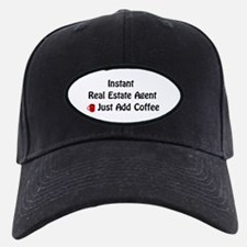 Real Estate Agent Baseball Hat