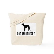 got bedlington? Tote Bag