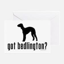 got bedlington? Greeting Cards (Pk of 20)