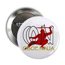 """Oboe Ninja 2.25"""" Button"""