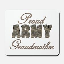 ACU Army Grandmother Mousepad
