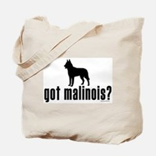 got malinois? Tote Bag