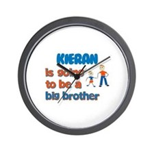 Kieran - Going to be a Big Br Wall Clock