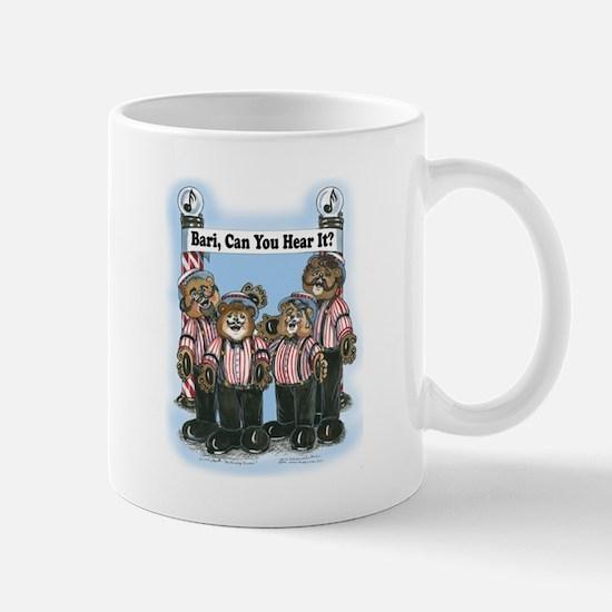Bari Section Mug