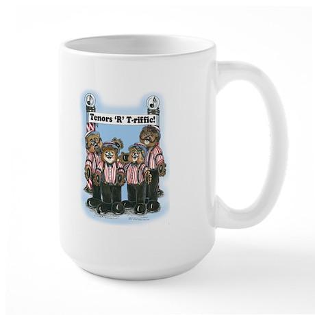 Tenor Section Large Mug