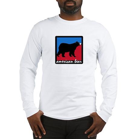 AMERICAN BEAR Long Sleeve T-Shirt