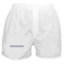 Obamacan Boxer Shorts