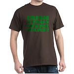 Irish You Were Here Shamrock Dark T-Shirt