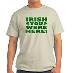 Irish You Were Here Shamrock Light T-Shirt