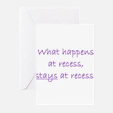 Recess Greeting Cards (Pk of 10)