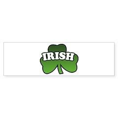 Irish Bumper Bumper Sticker