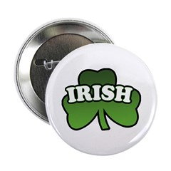 "Irish 2.25"" Button"