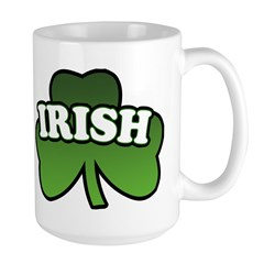 Irish Large Mug
