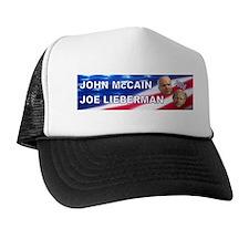 McCain Lieberman Trucker Hat