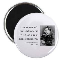 Nietzsche 11 Magnet