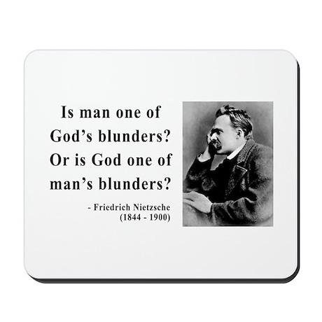 Nietzsche 11 Mousepad