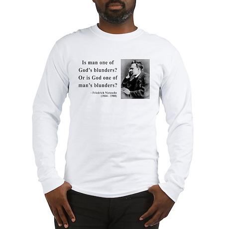 Nietzsche 11 Long Sleeve T-Shirt