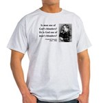 Nietzsche 11 Light T-Shirt