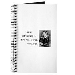 Nietzsche 10 Journal