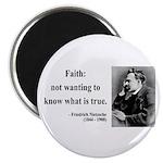 """Nietzsche 10 2.25"""" Magnet (100 pack)"""