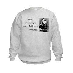 Nietzsche 10 Sweatshirt