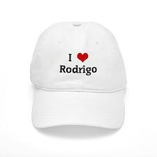 I Love Rodrigo Cap