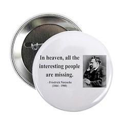 """Nietzsche 8 2.25"""" Button (100 pack)"""