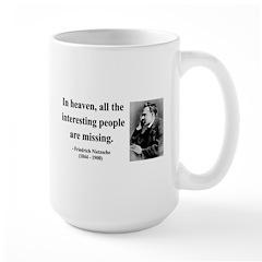 Nietzsche 8 Mug