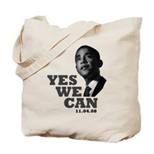 Yes We Can - Obama Tote Bag