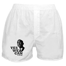 Yes We Can - Obama Boxer Shorts