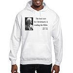Mark Twain 20 Hooded Sweatshirt