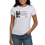 Mark Twain 20 Women's T-Shirt