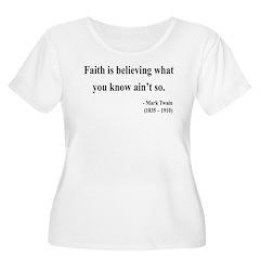 Mark Twain 19 T-Shirt