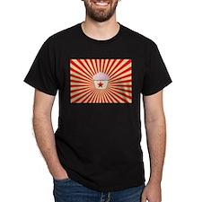 sunburst cupcake T-Shirt