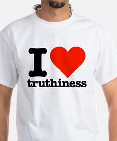 I heart truthiness Shirt