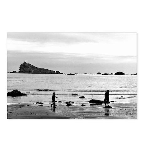 Pebble Beachcombers Postcards (Package of 8)