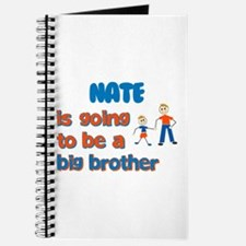 Nate - Going to be a Big Brot Journal