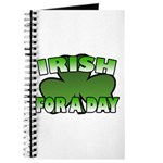 Irish For a Day Journal