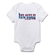 My Aunt in NY Infant Bodysuit