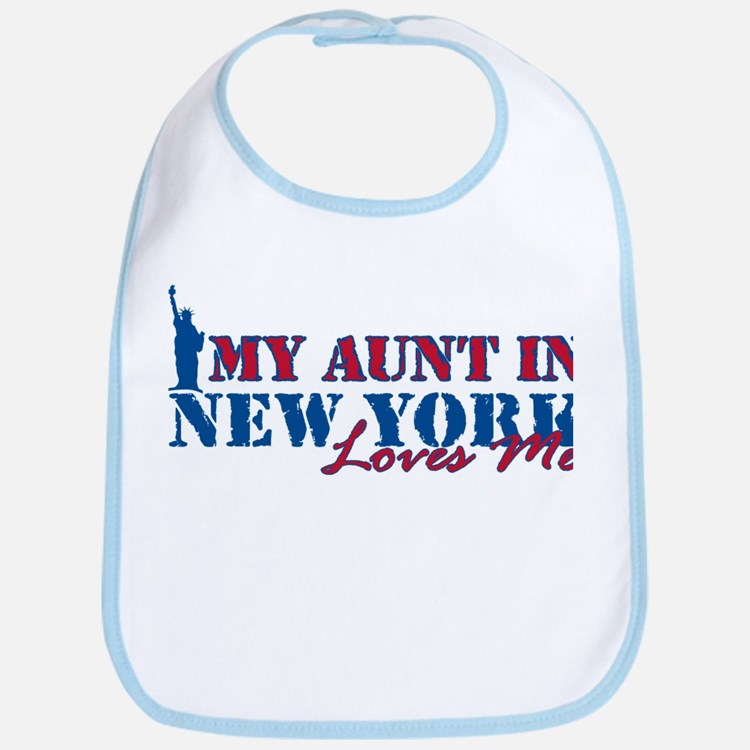 My Aunt in NY Bib