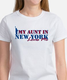 My Aunt in NY Women's T-Shirt