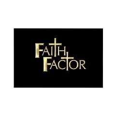 Faith Factor Rectangle Magnet (10 pack)