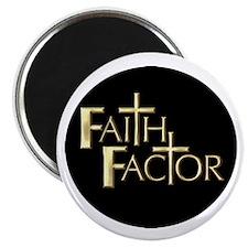 Faith Factor Magnet