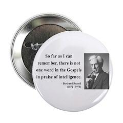 """Bertrand Russell 8 2.25"""" Button (10 pack)"""