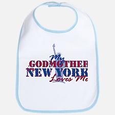 My Godmother in NY Bib