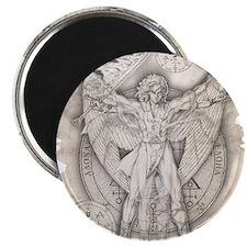 Archangel Uriel Magnet