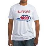 AM1090 Fitted T-Shirt